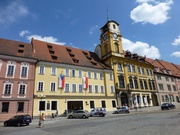 Rathaus in Eger