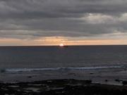 Sunset beim Sundowner
