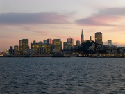 San Francisco am Abend