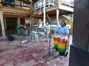 Reggae in der Strandbar