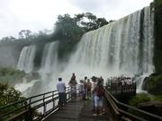 Iguazú-Wasserfälle auf argentinischer Seite