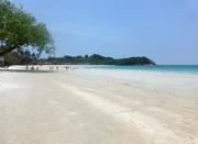 endloser Strand auf Bintan