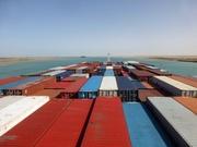 im Suezkanal